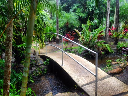 Florida Tech Botanical Gardens Is A Truly Tropical Trail