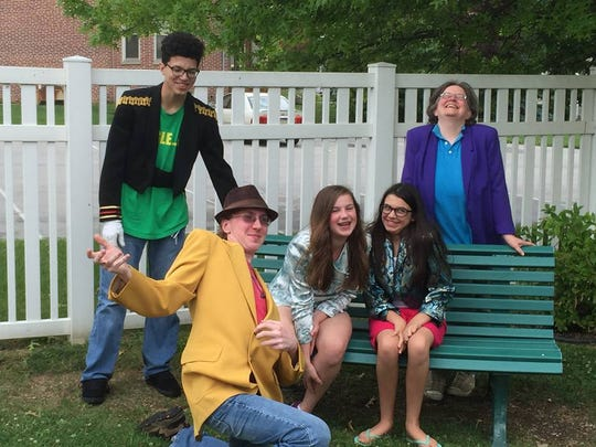 "Theatre Under the Trees performs ""As You LIke It"" July"