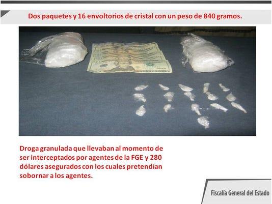 U.S. girls arrested in Juarez for drug trafficking