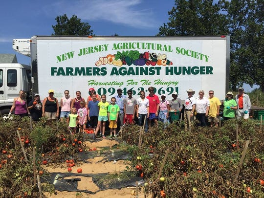 Farmers Against Hunger delivers over 1.4 million pounds of food annually, and continues to have great potential to expand to meet the growing need.