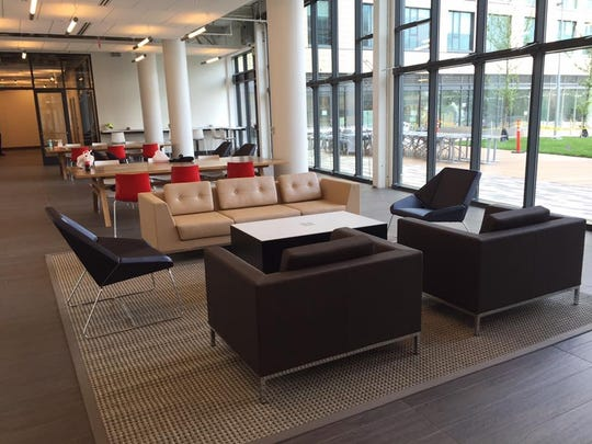 New Rutgers student apartments are set to open to students on Sunday in New Brunswick.