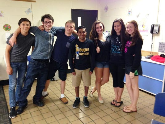 Tri-County Community Interact Club Members.jpg