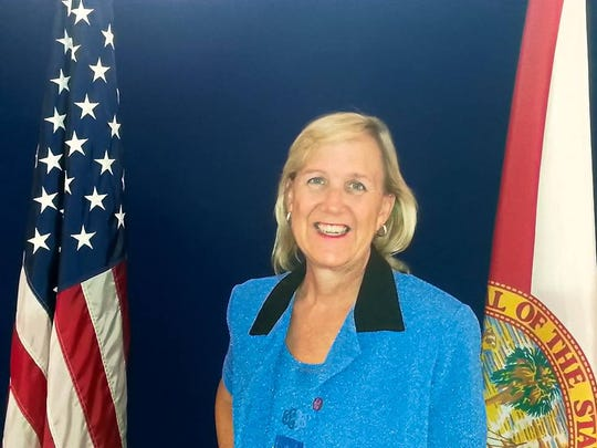Amy Tidd, candidate for Florida Senate District 17
