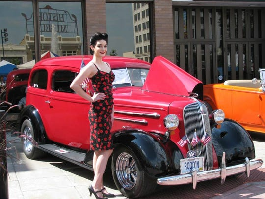 Classic cars will cruise Main Street in Ash Grove this weekend during  the Back Roads to Main Street Heritage Festival in Ash Grove.