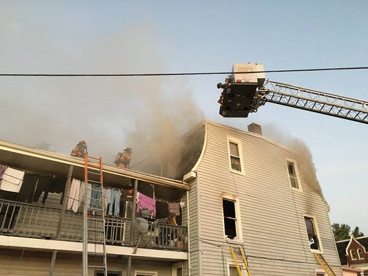 York City Fire 10/15 - 1