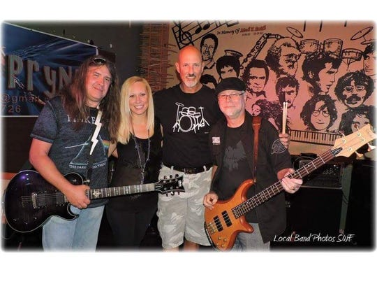 Southwest Florida cover band Hester Prynn has been