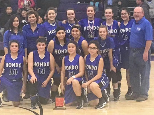 What a difference a year makes. After settling for playing in the consolation round, the Hondo Lady Eagles earned the runner-up spot at the Mescalero Holiday Classic tournament.