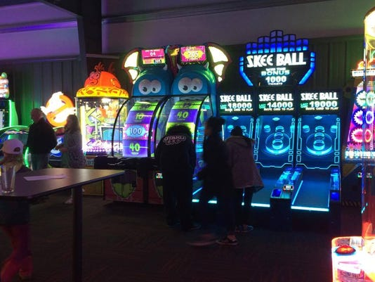 Riverfront Entertainment Center Opened