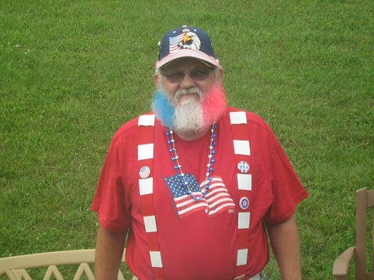 Ken Emerick, known as Mr. Ken among the Hanover community, was a greeter at the South Hanover Walmart for almost eight years. Emerick, who frequently dressed up in festive costumes on holidays, said he was fired this week.