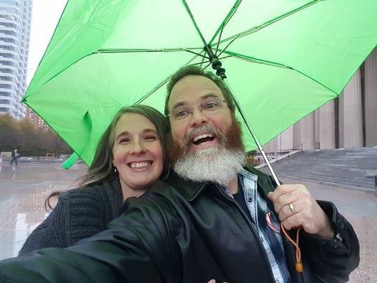 Kim and Jim Nestle