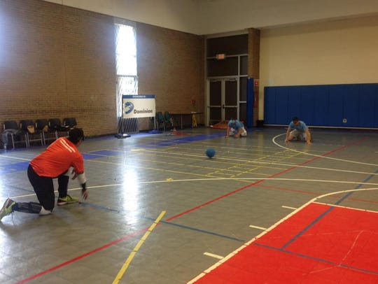Goalball will be demonstrated at this year's Paralympic