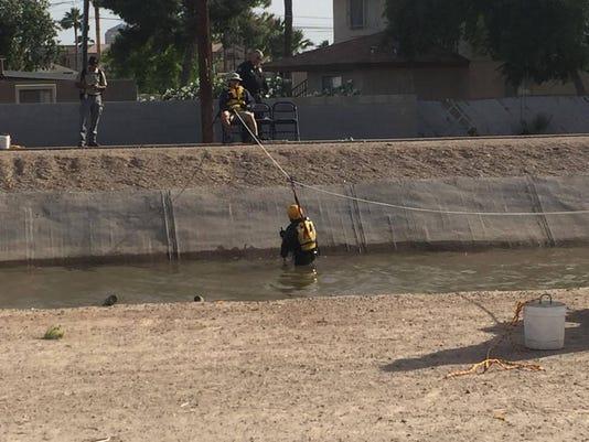 Phoenix Police Dive Team