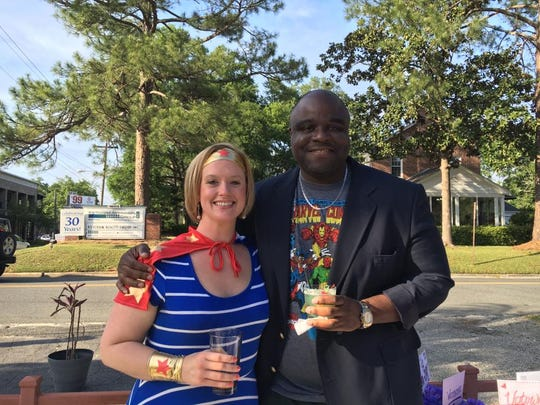 Sunrise Rotary Club, for the second year in a row, is hosting a fundraiser for the American Cancer Society.