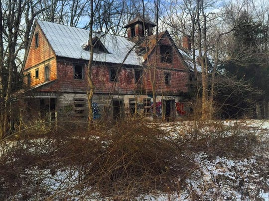 One of the largest abandon buildings known as the Profanity Houses was set ablaze on April 26. The Sussex County Sheriff's Office is offering an $1,000 reward for information that leads to an arrest.