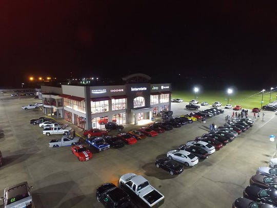 This month's 318 Vehicle Meet is at 7 p.m. Saturday.