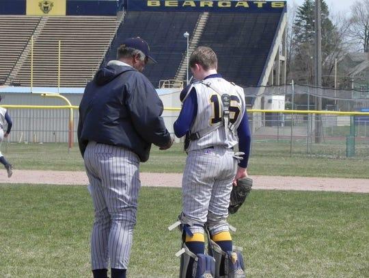 Longtime Battle Creek Central coach Jeff McGinnis died