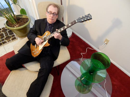 Bluesman Scott Ellison and his band serve as the headliners