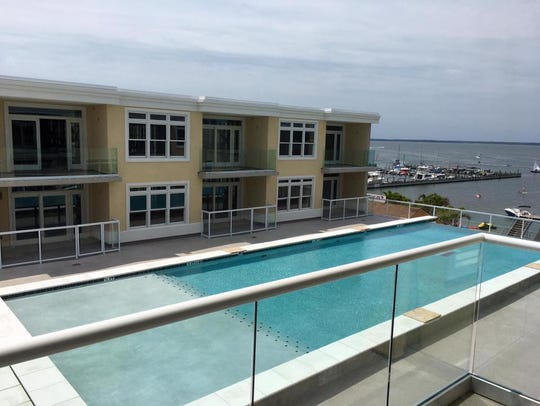 Photo: Residences at Lighthouse Cove.