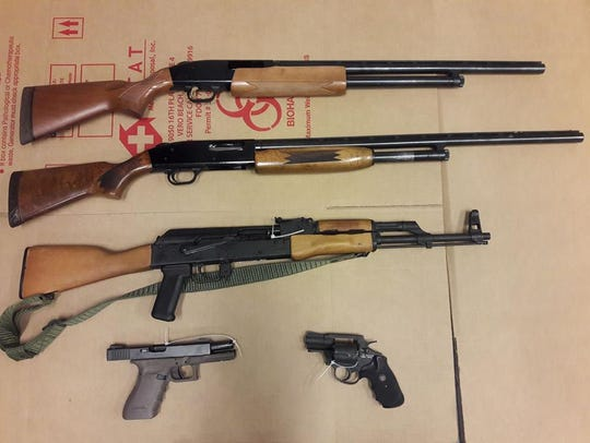 Teens are accused of stealing guns from a Sebastian
