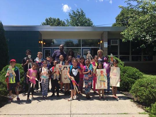 Monday June 26, School Nine proudly opened its doors