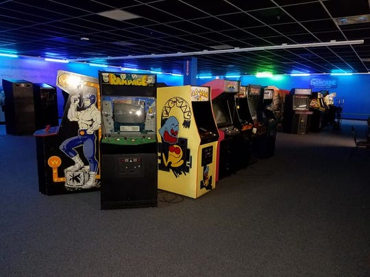 The Garcade, N85 W15920 Appleton Ave., opened its doors on Saturday, July 1 in the North Hills Plaza shopping center, with more than 50 arcade games, four pinball machines and an air hockey table.