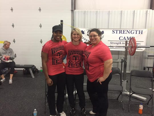 Bonica Lough started Iron Sisters with Kimberly Walford
