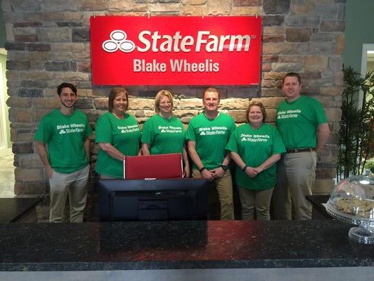 Blake Wheelis State Farm Insurance Agent