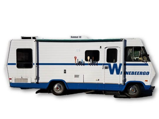 """Jim and Mark Grabowski will look to bring the """"Winnebeergo"""" concept using a Winnebago to a new beer garden in Pewaukee this fall."""