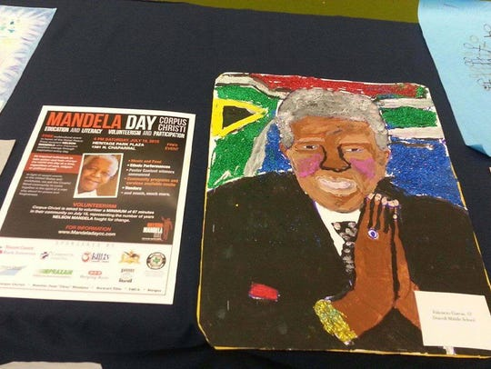 The 3rd annual Mandela Day celebration will be from