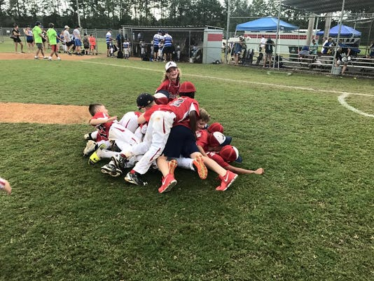 Alexandria wins Dixie T-ball regionals, Force wins USSSA World Series