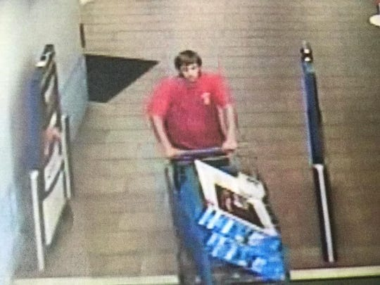 Several large items stolen from Ashland City Walmart