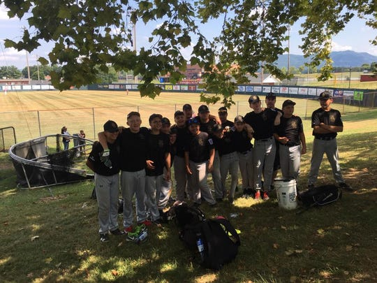 The Stewart County baseball team was the team to beat