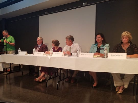 Rehoboth Beach held its first candidates forum for