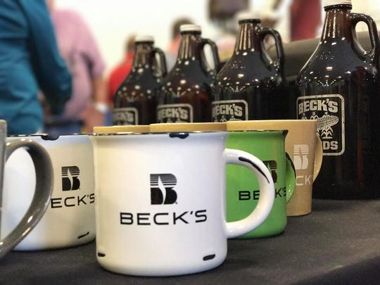 Photo taken at Beck's Field Day Tuesday in Henderson.