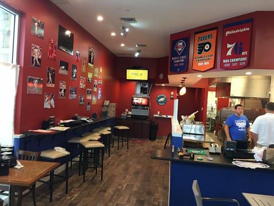 Kruk's Philly Steaks Gulf Coast Town Center