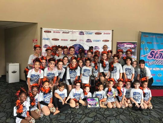 Jungle Crew brought home fourth place Overall World