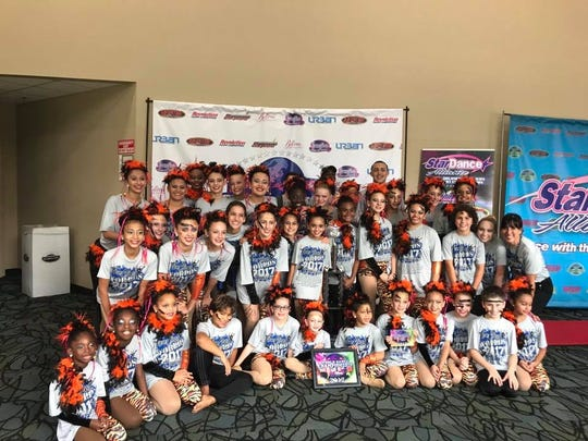 Jungle Crew brought home fourth place Overall World Dance Champions, and fifth place for choreography Award at the New Jersey competitions.