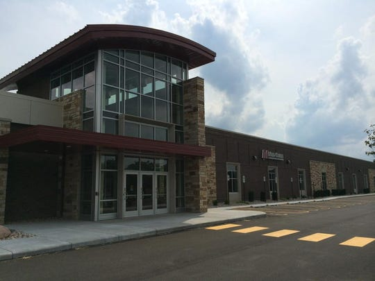 Mid-State Technical College new Stevens Point's campus opened in 2014 after the demolition of Centerpoint MarketPlace.