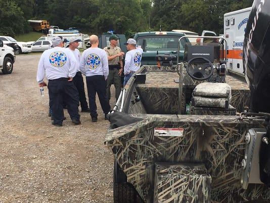 Body recovered from Cherokee Lake