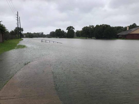 Hurricane Harvey made landfall in Texas on Aug. 25, 2017, and caused extensive flooding throughout Houston.