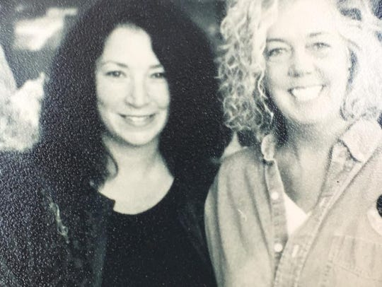 Denise Sindelar (left) and Natalie Siman used to own