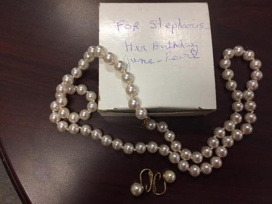 The Martin County Sheriff's Office is trying to find the owners of jewelry found during the arrest of a man for burglary.