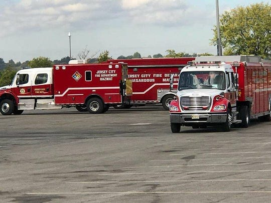 The New Jersey State Police, along with several other agencies across various New Jersey counties participated in a mass casualty drill at MetLife Stadium on Tuesday.