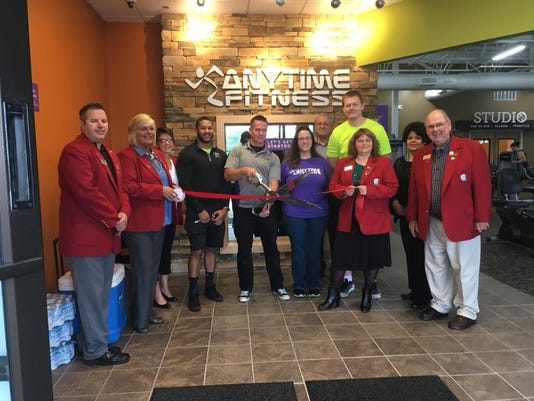 Anytime Fitness celebrates grand opening in Fremont