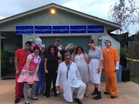 Get a true haunted house experience this Halloween in Port St. Lucie from 7:30 p.m. to midnight Saturday, Sunday and Tuesday.