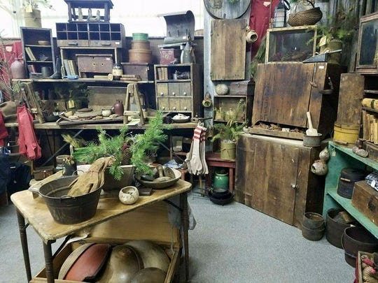 simple goods an early country antique and handmade primitives show returns to mansfield saturday