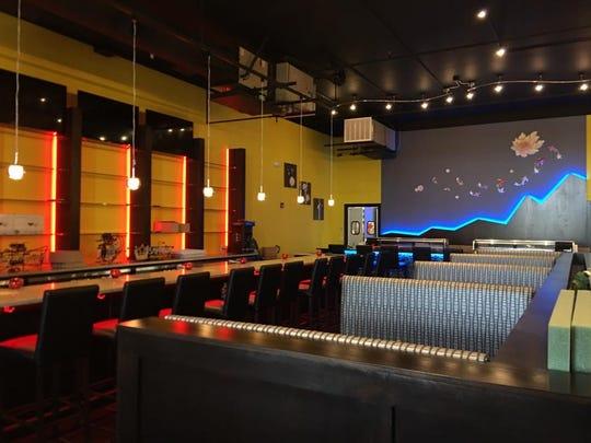 Hana Ramen Sushi Japanese restaurant opens Monday in West Des Moines' Bridgewood Plaza.