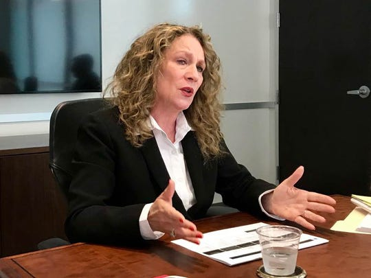 RCSD School Superintendent Barbara Deane-Williams in