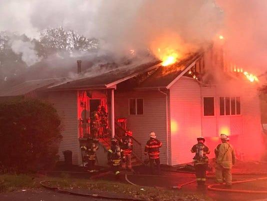 Monsey house fire
