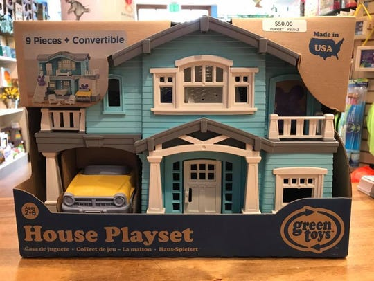 Green Toys Playhouse